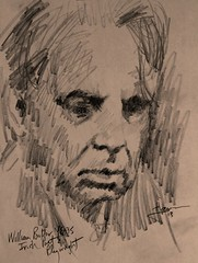 "William Butler Yeats (""Jimmer"" ( http://jim-vance.artistwebsites.com/ )) Tags: portrait face drawing poet pencildrawing"