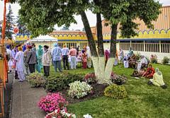 Dasmesh Darbar Sikh Temple parade 4 (Glen Bledsoe) Tags: parade sikh salemoregon