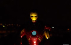Day 118 - Iron Man (Lucas Silva Moreira) Tags: man project iron action days figure 365