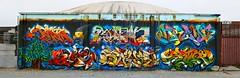 Japan, Morgan, Drama, Plantrees, Sayme, Optimist, Satyr (funkandjazz) Tags: california japan de graffiti md pop eastbay morgan optimist drama satyr plantrees sayme