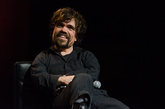 All Smiles (_Codename_) Tags: calgary expo alberta comicon gameofthrones 2013 peterdinklage comicentertainment