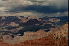 R1-04888-0002 (MarianaMeow) Tags: park red arizona mars film nature rock analog 35mm pentax k1000 grand canyon hike national pentaxk1000 analogue