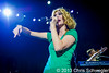 Karmin @ Jonas Brothers Live Tour, DTE Energy Music Theatre, Clarkston, MI - 07-13-13