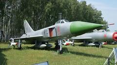 Sukhoi T-58L (Su-15) in Monino (J.Com) Tags: museum force russia aircraft aviation air central 11 prototype sukhoi monino su15 t58