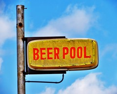 BEER POOL (tikitonite) Tags: