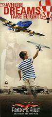 ephemera - Fantasy of Flight brochure (Jassy-50) Tags: museum florida aviation ephemera brochure airmuseum pamphlet aviationmuseum polkcity fantasyofflight