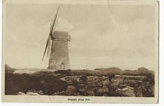 Bidston Wind Mill (Mike L Roberts) Tags: bidstonwindmill