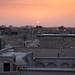 Sunset, Yazd