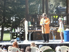 Dr. Kaboom Aspen Science Street Fair 2013