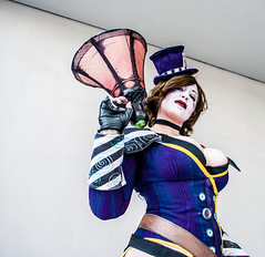 DC2013_BL2Moxxie-4 (whatamandamade) Tags: cosplay bellechere moxxie borderlands2