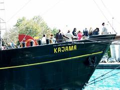 Tall Ship Kajama (Will S.) Tags: toronto ontario canada tallship schooner mypics kajama