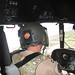 """Afghanistan: U.S. Air Force Capt. Mike Quinn '06 displayed his Tiger pride while flying over Shindand. • <a style=""""font-size:0.8em;"""" href=""""http://www.flickr.com/photos/49650603@N07/9785137835/"""" target=""""_blank"""">View on Flickr</a>"""