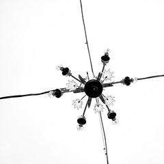 Lampstracts III (Aleka Iakovidou) Tags: bw abstract squares highcontrast lamps