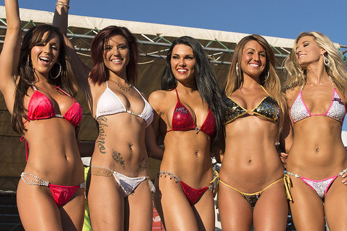 Can nopi national bikini contest are not