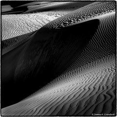 "Traces of Wind (James A. Crawford - ""Crawf"") Tags: california wallpaper blackandwhite bw usa white abstract black art texture nature digital photoshop canon eos blackwhite dunes dune creative textures ripples pismobeach canoneos hdr blackdiamond oceano digitalphotography edges autofocus vpu creativephotography cs5 efex niksoftware creativedigitalphotography flickraward creativepostprocessing pismobeachstatepark oceanodunesstatepark pismostatepark ringexcellence dblringexcellence silverefexpro2 imageborders magicmomentsinyourlifelevel1 pismodunesnationalpreserve photomatixpro427"