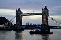 First Light at Tower Bridge (A-Lister Photography) Tags: new city uk morning england sky sun sunlight white building london water horizontal thames skyline architecture clouds start towerbridge sunrise buildings river season landscape boats dawn lights boat early still twilight cityscape quiet shadows silent skyscrapers cloudy seasonal towers earlymorning peaceful sunny bluesky landmark icon fresh business beginning silence citylights positive sunlit goodmorning iconic financial riverthames stillness daybreak cityoflondon finance eastend eastlondon whiteclouds londonicon iconiclondon adamlister nikond5100 alisterphotography