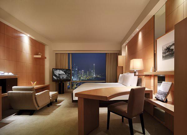 香港の高級ホテル:グランド ハイアット 香港