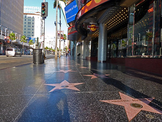 Hollywood Walk of Fame - Los Angeles, California