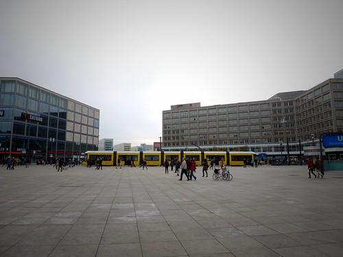 Alexander Platz, Berlin, Allemagne