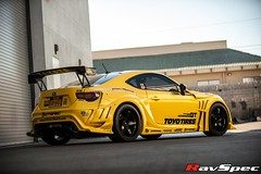 """RavSpec BRZ Wide Body For SEMA 2013 • <a style=""""font-size:0.8em;"""" href=""""http://www.flickr.com/photos/64399356@N08/10679587543/"""" target=""""_blank"""">View on Flickr</a>"""
