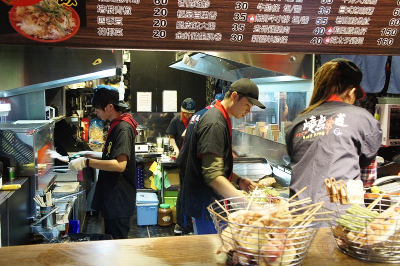 20131116 FOOD 燒鳥串道