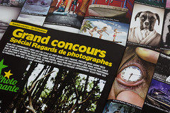 Double publication (www.hashegraphik.com) Tags: magazine photographie concours slection phototech hashe photographik