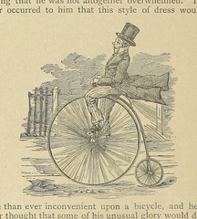 Image taken from page 68 of 'Romances of the Wheel, a collection of romantic cycling tales. By W. J. C., an old rider [i.e. W. J. Coppen]'