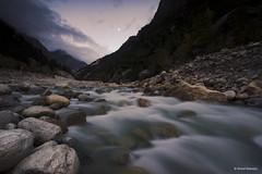 Moonlight Magic (Bharat Baswani) Tags: landscape moonlight ganga ganges gangotri bhagirathi uttarakhand