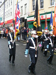 Apprentice Boys of Derry Parade Dec 2013 (seanfderry-studenna) Tags: boys walking drums march flute sash parade bands londonderry marching uniforms procession banners loyalist parading protestant apprentice derry ulster abod collarettes unionisr
