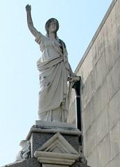 Rahders woman with anchor