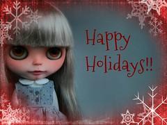 Happy Holidays!!