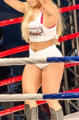 Ring Girls (Jeison Morais) Tags: girls brazil hot models modelos ring babes jeisonmorais