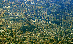 Airview of Milano 4 (giovanni paccaloni) Tags: italy milan europe milano fromabove aerials lombardy planeviews airviews skyviews