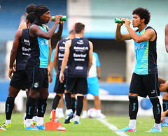 Treino Gremio (Grêmio Oficial) Tags: brasil portoalegre estadio esporte riograndedosul futebol equipe gremio gauchao esportedeacao campeonatogaucho2014