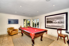 08 Game Room - 1st Level (Nick  Carlson) Tags: california homes architecture losangeles pacificpalisades realestatephotography nickcarlson truelifeimages