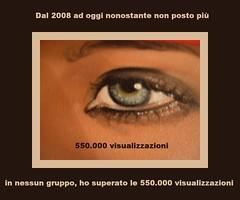 550.000 visualizzazioni su FLICKR Vittoria Salati (vittoriasalati) Tags: flickr vittoria salati 550000 visualizzazioni