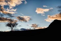 Tordelrabano (Enrique J. Mateos Mtnez) Tags: cloud clouds canon contraluz panoramica nubes 5d silueta tordelrabano
