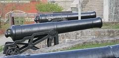 Cannon (hpeniche) Tags: canada quebec cannon