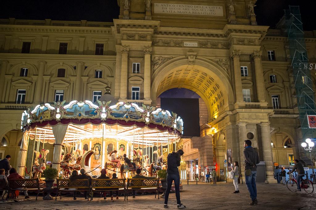 2013 歐洲行第三站:義大利‧翡冷翠(Firenze)