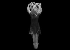 Motion 2 (Tamara_Perkins) Tags: bw ballet white motion black girl beauty mobile blackwhite dance dancing spin dancer grace whit pointe elegant onpointe