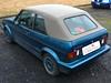 VW Golf I mit Stoffverdeck von CK-Cabrio in perlbeige