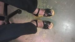 2014-02-22 19.10.48 (2moshoes) Tags: wood man black male men feet leather fun him back toe sandals strap clogs sandal clog bastad backstrap