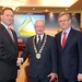 Stephen McNally, Mayor of Trim and Tim Fenn