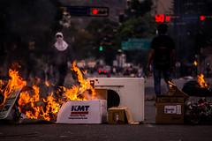 Barricadas Altamira (FreePressVzla) Tags: libertad venezuela protesta altamira democracia marzo10 freepressvzla