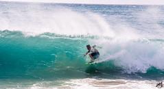 Black Rock 3.16.14 (airinnajera) Tags: ocean beautiful swim fun photography hawaii sand nikon paradise surf waves aaron maui dk tropical swell lahaina bodyboard najera isalnds d5100