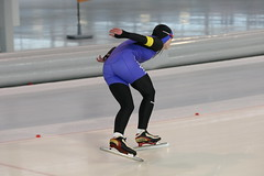 2B5P3986 (rieshug 1) Tags: 500 3000 tilburg 1500 1000 nk dames schaatsen speedskating eisschnelllauf junioren junb nkjunioren ireenwustijsbaan gewestnoordbrabantlimburgzeeland