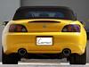 01 Honda S2000 Currus Akustik-Luxus Glasscheibe gbs 08
