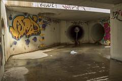 Pipe Room (darkday.) Tags: graffiti australia brisbane drain qld queensland milf stormdrain bypass stormwater urbex rcp