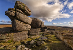 Black Tor (yadrad) Tags: southwest landscape nationalpark devon granite tor dartmoor dartmoornationalpark blacktor
