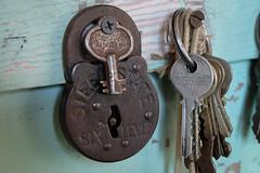 The Keys | Lonaconing Silk Mill | Lonaconing MD (robvaughnphoto.com) Tags: abandoned keys factory unitedstates lock decay maryland padlock ux lonaconing urbex silkmill rjvtog